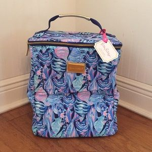 Lilly Pulitzer Wine Carrier NWT